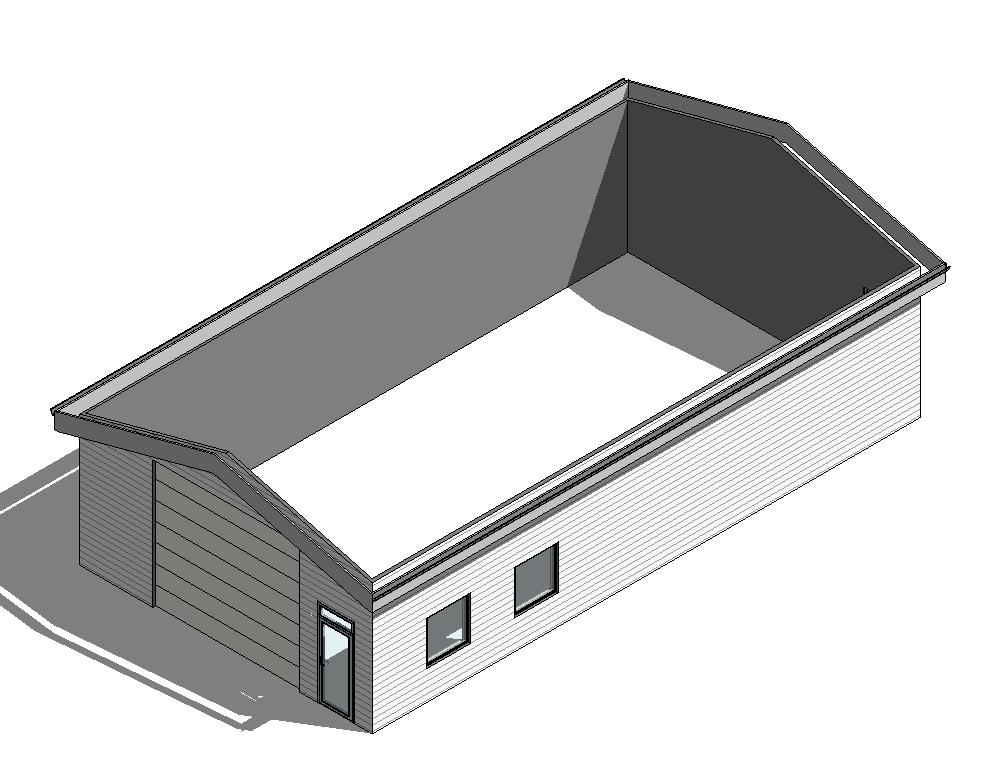 17-24 8×15 – 3D View – 3D – 2