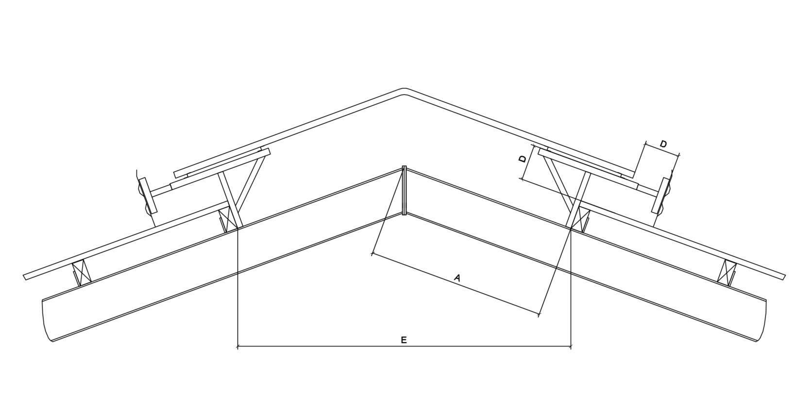 Loftunargluggi B170-290